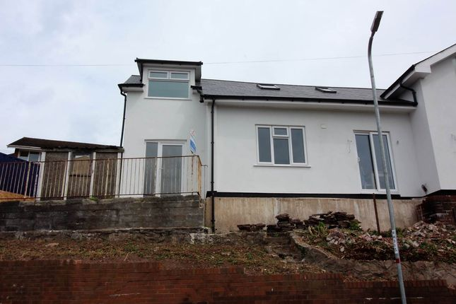 Thumbnail Semi-detached house to rent in Milton Road, Newport, Gwent