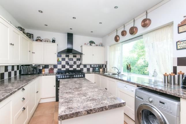 Kitchen Area of Tayler Avenue, Dolgarrog, Conwy, North Wales LL32