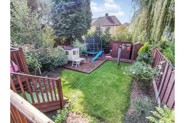 Rear Garden of Lynton Avenue, Tettenhall, Wolverhampton WV6