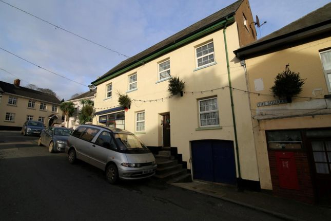 Thumbnail Flat to rent in The Square, Uffculme, Cullompton