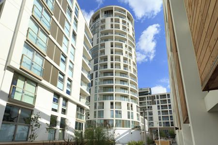Thumbnail Flat for sale in Trinity Tower, Quadrant Walk, Canary Wharf