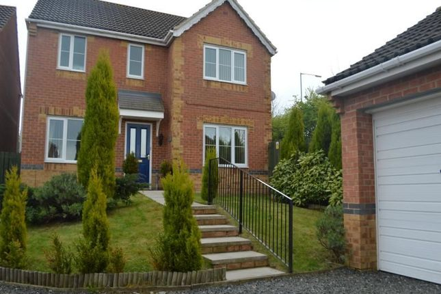 Thumbnail Detached house for sale in Primrose Drive, Shildon