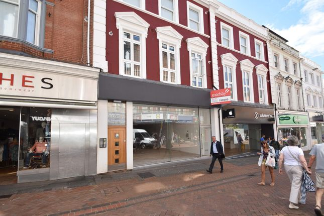 Thumbnail Retail premises to let in 84 Old Christchurch Road, Bournemouth