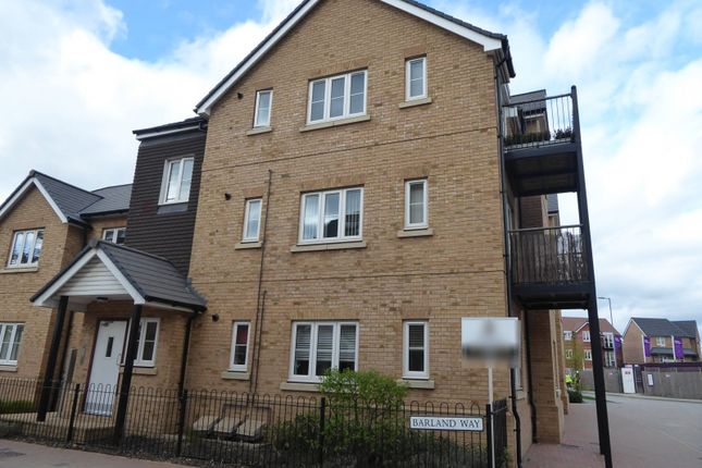 Thumbnail Flat to rent in Barland Way, Aylesbury