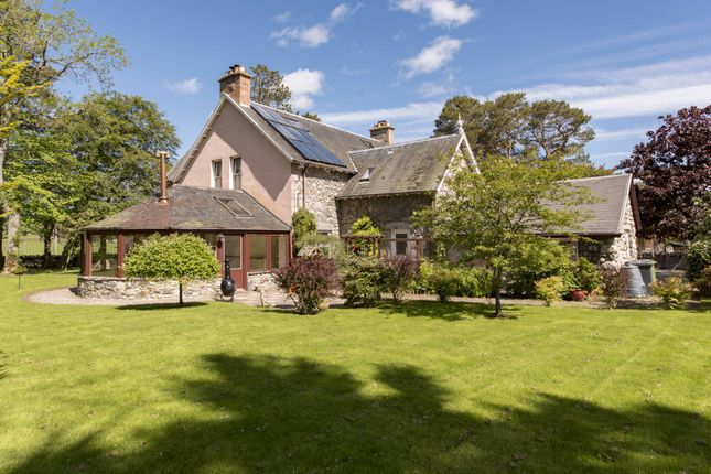 Thumbnail 5 bed detached house for sale in Croachy By Farr, Strathnairn, Inverness, Highland