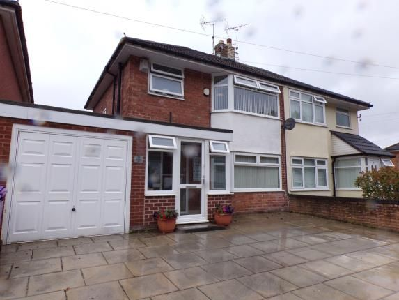 Thumbnail Semi-detached house for sale in South Station Road, Liverpool, Merseyside