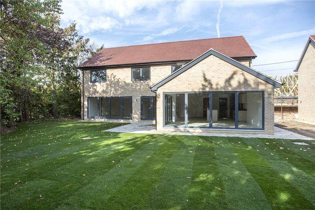 Thumbnail Detached house for sale in Drayton Park, Park Street, Dry Drayton, Cambridge