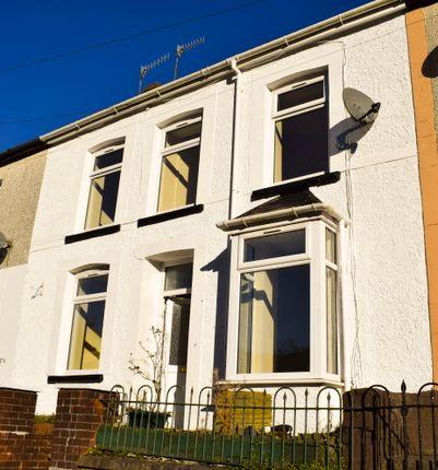 Thumbnail Terraced house to rent in St Albans Terrace, Treherbert