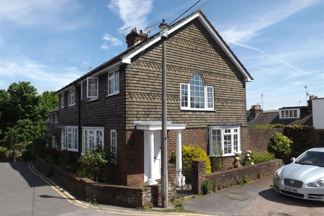 Thumbnail Terraced house for sale in Wellhouse Place, Lewes