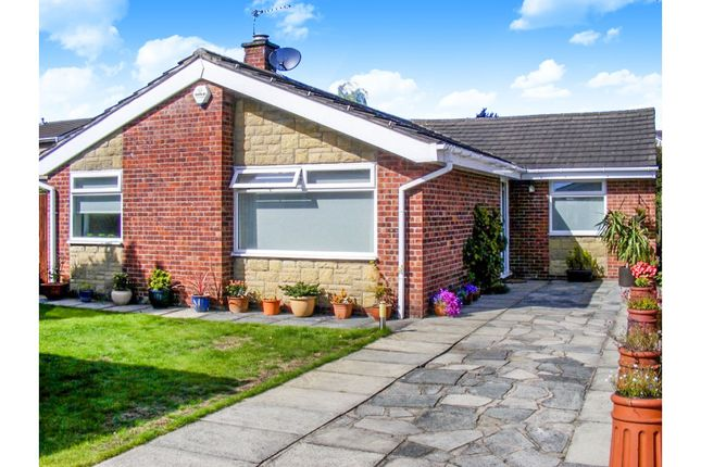 Thumbnail Detached bungalow for sale in Heathfield Close, Formby