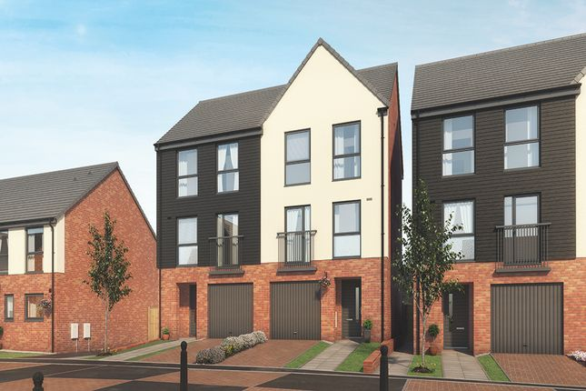 """Thumbnail Property for sale in """"The Buttermere"""" at Little Eaves Lane, Stoke-On-Trent"""