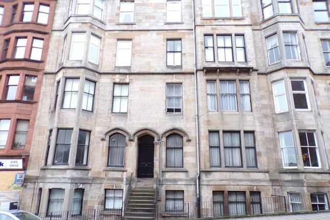 Thumbnail Flat to rent in Vinicombe Street, Glasgow