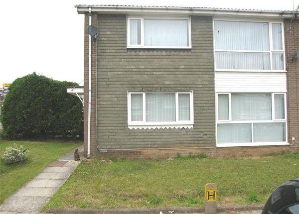 Thumbnail Flat to rent in Woodhill Road, Collingwood Grange, Cramlington