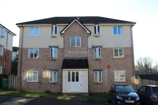 Thumbnail Flat to rent in Holne Chase, Widewell