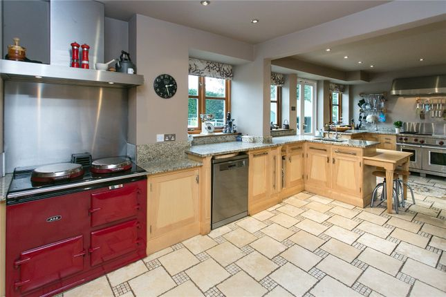 Kitchen of Whisterfield Lane, Lower Withington, Macclesfield, Cheshire SK11