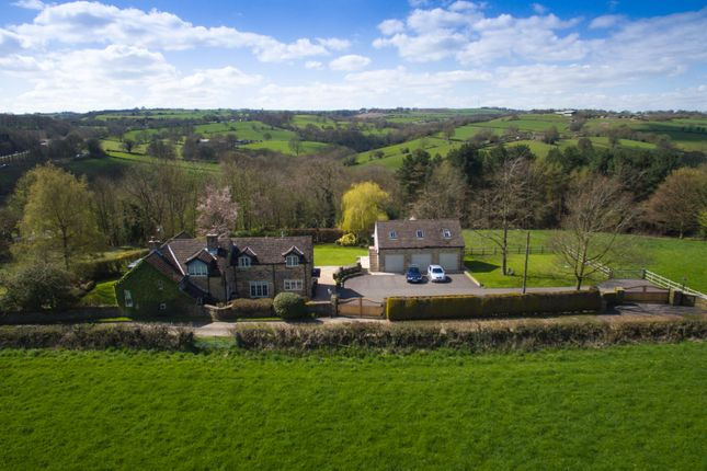 Thumbnail Detached house for sale in Kneese Croft, Westwick Lane, Holymoorside