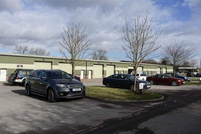 Serviced office to let in Marston Moor Business Park, Tockwith, York