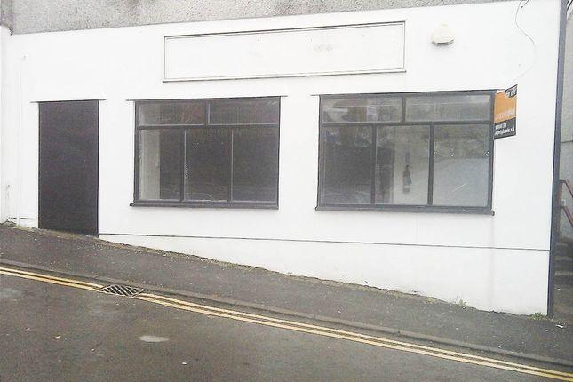 Thumbnail Retail premises to let in Berw Road, Tonypandy