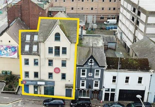 Thumbnail Office for sale in Donegall Quay, Belfast, County Antrim