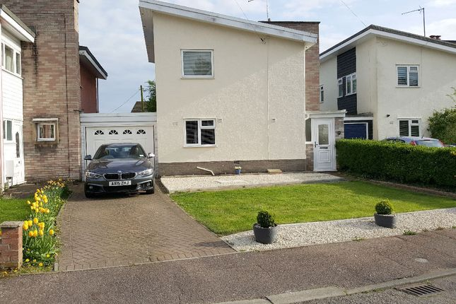 Thumbnail Detached house for sale in Dash End, Kedington
