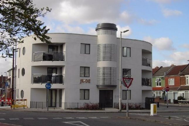Thumbnail Flat to rent in Jude Court, Devonshire Avenue, Southsea