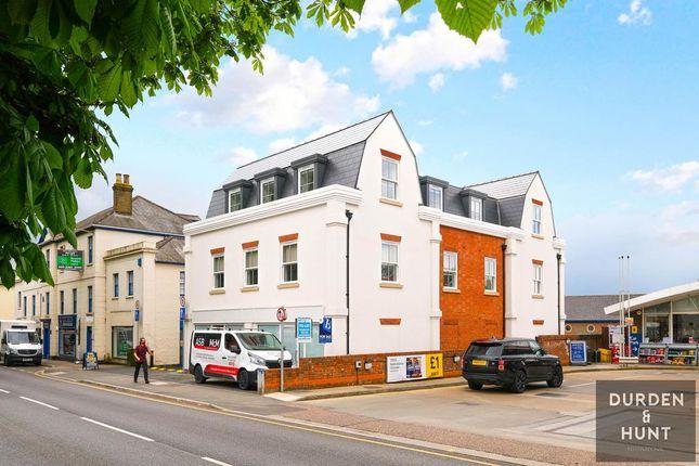 Thumbnail Flat to rent in High Street, Ongar