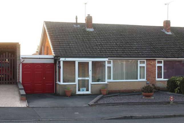 Thumbnail Semi-detached bungalow for sale in Elmhurst Drive, Kingswinford