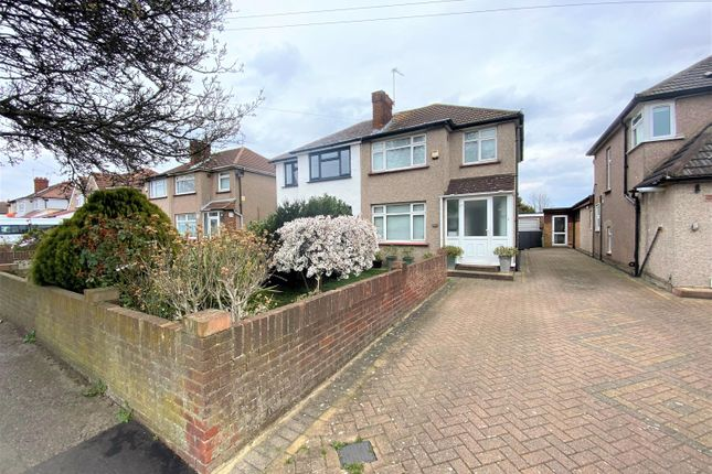 Thumbnail Semi-detached house for sale in Mildred Avenue, Hayes, Midlesex