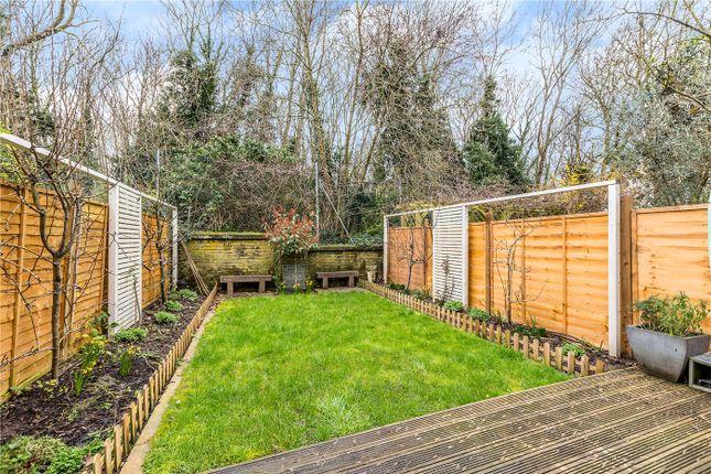 Garden Part Two of Ivydale Road, Nunhead, London SE15