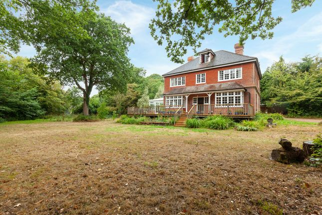 Thumbnail Detached house for sale in Old Forewood Lane, Crowhurst, Battle