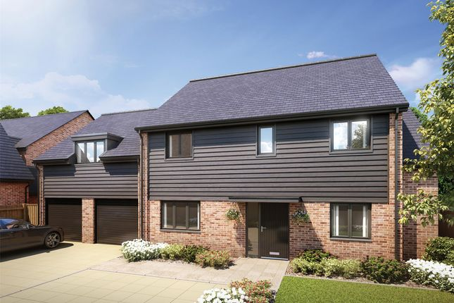 Thumbnail Detached house for sale in Plot 3, Orwell Gardens, Sutton Courtenay, Abingdon