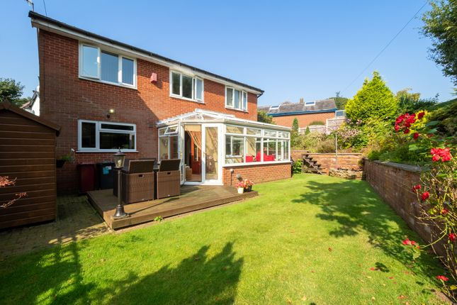 Thumbnail Detached house for sale in Earnsdale Close, Darwen
