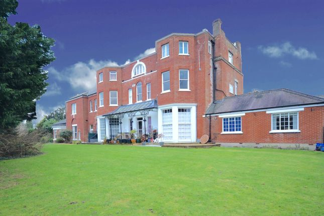 Thumbnail Flat for sale in Woodcote Hall, Woodcote Road, Epsom