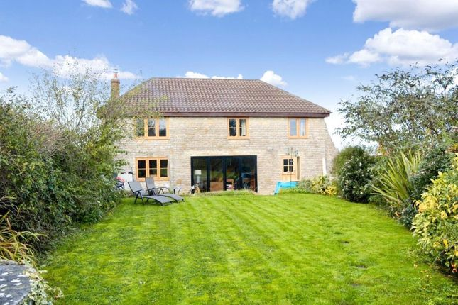 Thumbnail Detached house for sale in High Ham, Langport, Somerset