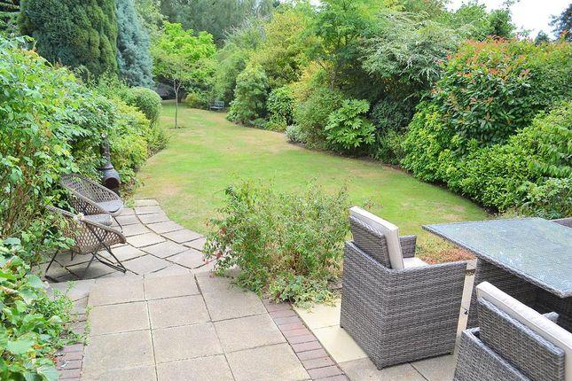 Garden of Shortbutts Lane, Lichfield WS14