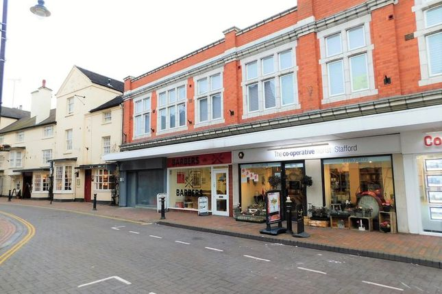 Thumbnail Flat for sale in The Malt Mill, Malt Mill Lane, Stafford