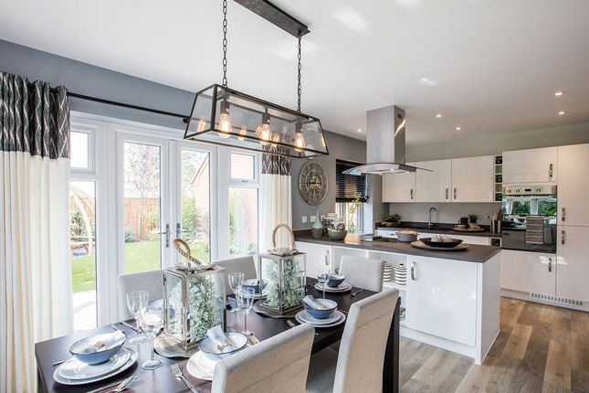 """Thumbnail Detached house for sale in """"The Arlington"""" at Taunton Road, Wellington"""