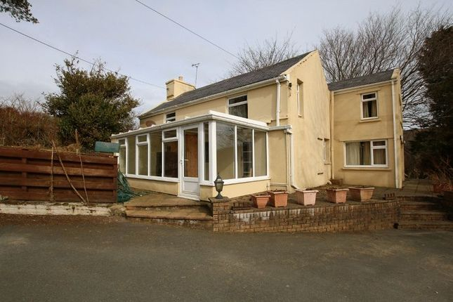Thumbnail Detached house for sale in Dhoon Loop Road, Dhoon, Ramsey, Isle Of Man