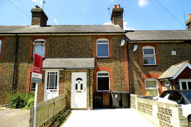 Thumbnail Terraced house to rent in Alexandra Road, Uckfield
