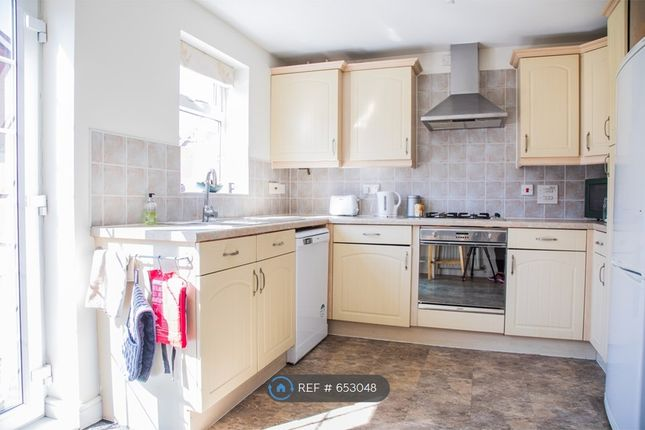 Kitchen; View A of Beaufort Square, Cardiff CF24