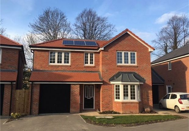 Thumbnail Detached house for sale in Upper Redlands Road, Reading, Berkshire