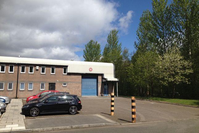 Thumbnail Industrial to let in Unit 19 Aberaman Ind Estate, Aberdare