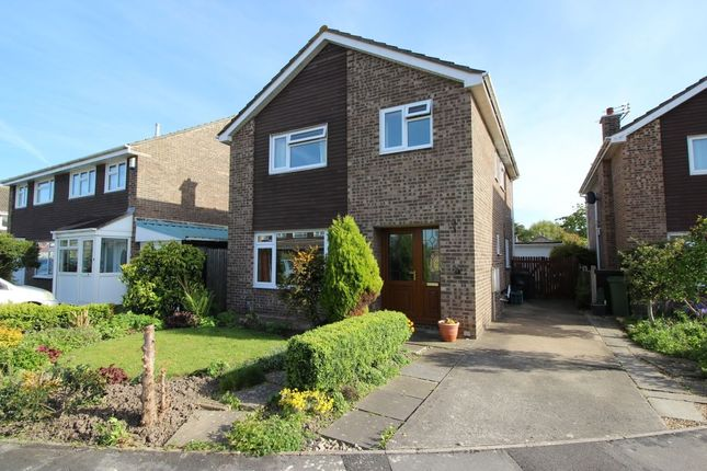 Thumbnail Detached house for sale in The Tynings, Clevedon