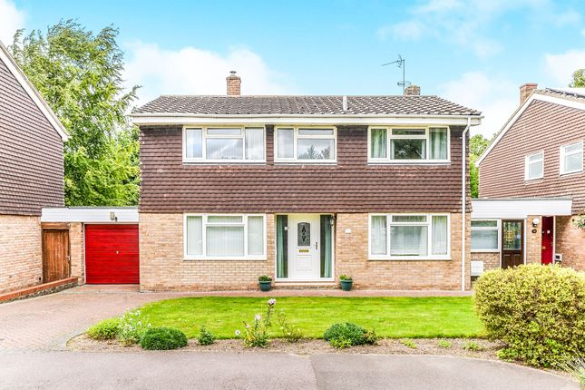 Thumbnail Detached house for sale in Flambards Close, Meldreth, Royston