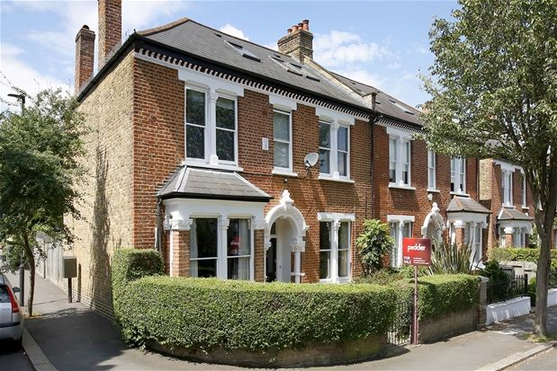 Thumbnail Detached house for sale in Carson Road, London