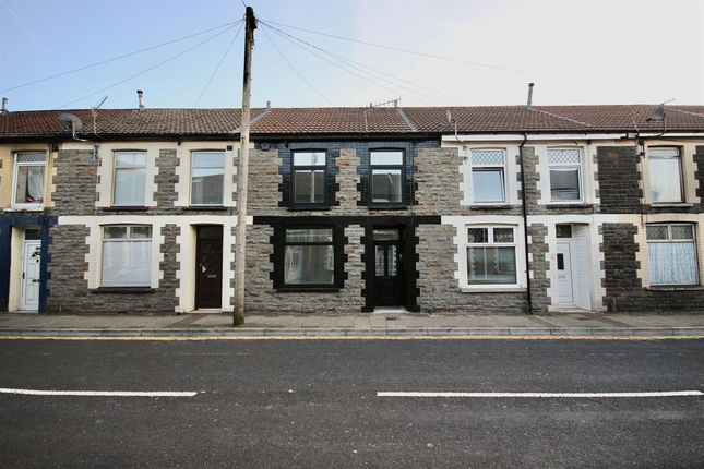 Thumbnail Terraced house to rent in Brook Street, Tonypandy