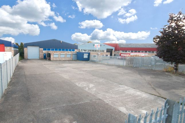 Thumbnail Industrial to let in Unit 10 Albone Way, Biggleswade
