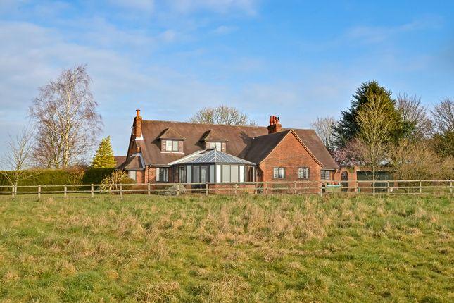 Thumbnail Detached house for sale in Peststead Lane, Soberton, Southampton