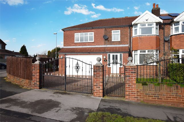 Thumbnail Semi-detached house for sale in Ring Road, Middleton, Leeds, West Yorkshire