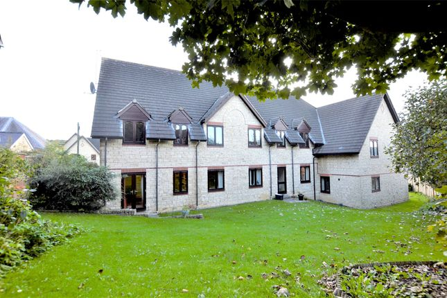 Thumbnail Flat for sale in Spinners House, Wesley Court, Stroud, Gloucestershire
